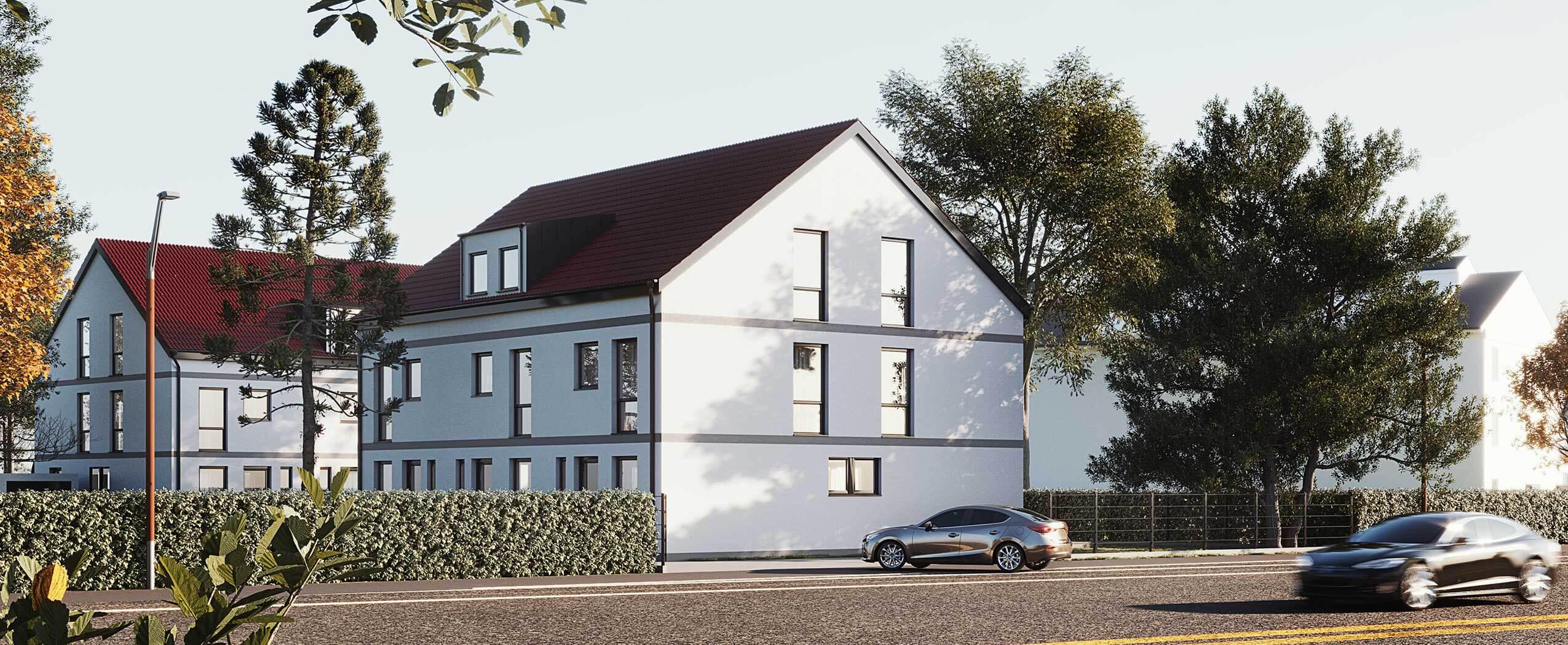 DOMUS Townhouse Königsbrunn DOMUS Regioimmobilien
